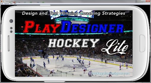 運動必備APP下載|PlayDesigner Hockey Lite 好玩app不花錢|綠色工廠好玩App