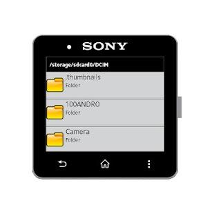 玩免費生產應用APP|下載File Explorer for SmartWatch 2 app不用錢|硬是要APP