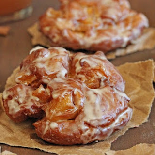 Apple Cider Fritters