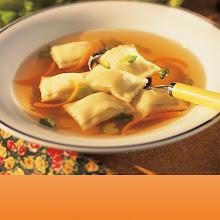 Abbildung Suppen-Maultaschen