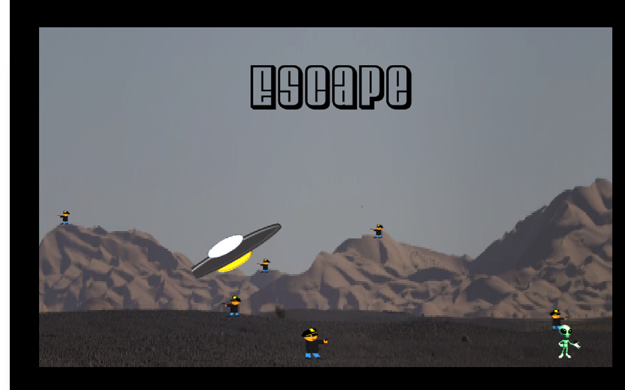 Escape 2D- screenshot