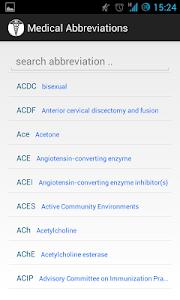 Medical Abbreviations v1.2.4