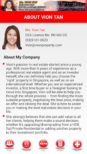 Vion Tan Property