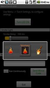 MotoTorch LED