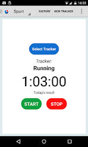 Simple Time Tracker FREE screenshot 0