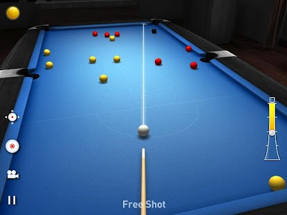 Real Pool 3D - screenshot thumbnail