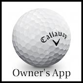 Callaway Owner's App