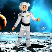 Dancing Spaceman Live Wallpapr