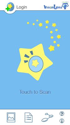 visionLens - screenshot
