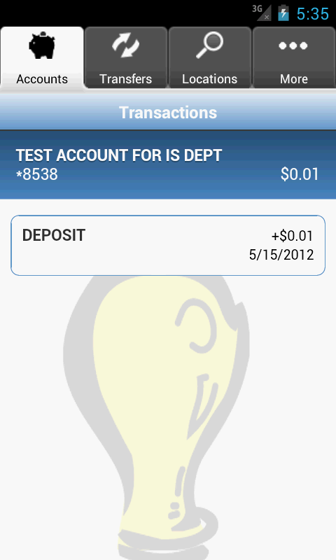 Progressive Bank Mobile - screenshot