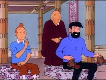 Tintin In Tibet: Part 2
