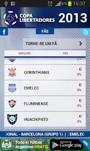 Copa Libertadores 2013 - screenshot thumbnail