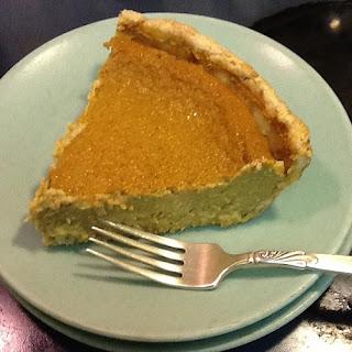 Pie Crust with Egg- Gluten-Free