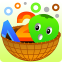 Kids Fruit Factory icon
