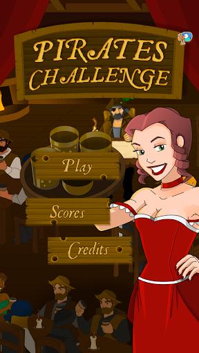 海賊の挑戦