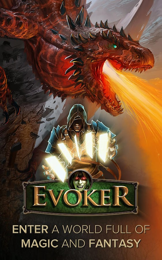 Evoker: Magic Card Game (TCG)- screenshot