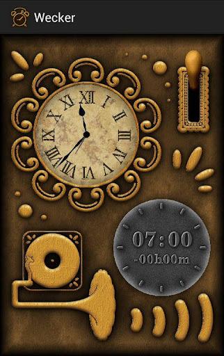 Alarm Clock - Victorian Style