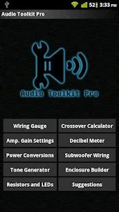 Audio Toolkit Pro