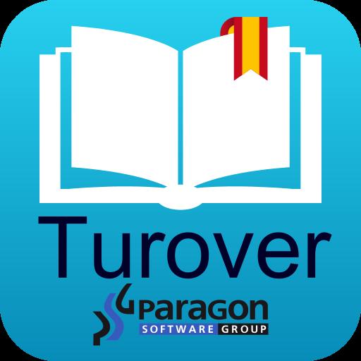 Turover Spanish dictionaries 書籍 LOGO-阿達玩APP