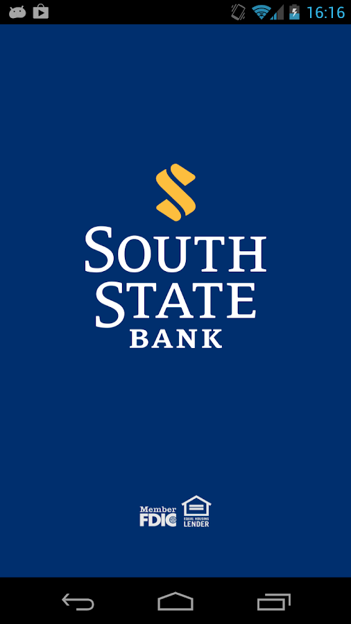 South State Mobile Banking - screenshot