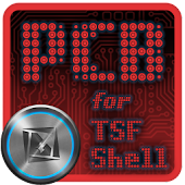 PCB Red HD TSF Shell Theme