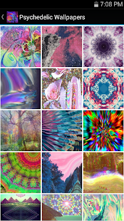 Psychedelic Wallpapers- screenshot thumbnail
