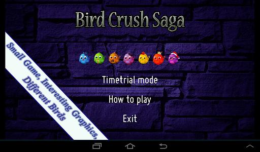 Match 3 Birds Saga