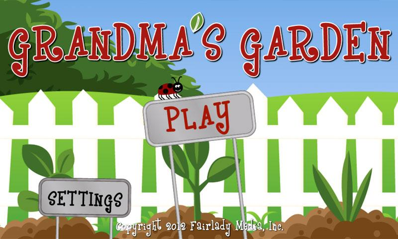 Grandma's Garden- screenshot