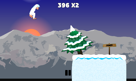 Yeti Run- screenshot thumbnail