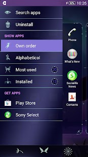 XPERIA™ Fantasy Theme- screenshot thumbnail