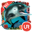 UR 3D Ocean Dolphin Shark HD icon