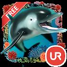 UR 3D Océano Delfín Tiburón HD icon