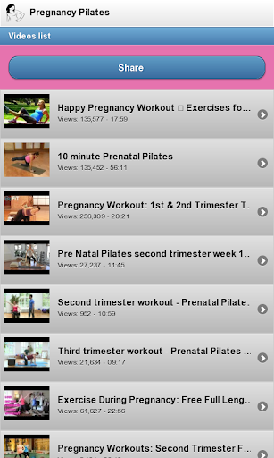 怀孕普拉提|玩健康App免費|玩APPs
