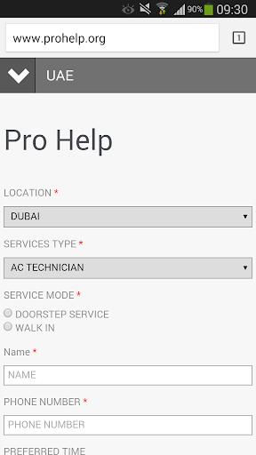 Pro Help