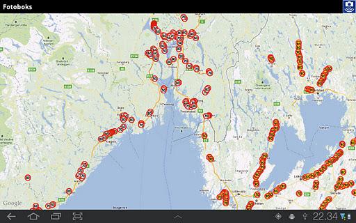 kart over fotobokser Fotoboks – Apper på Google Play kart over fotobokser