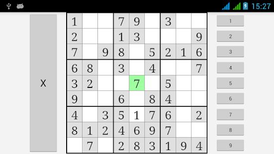 sudoku mobile