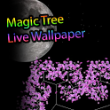 Magic Tree Live Wallpaper icon