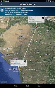 New Delhi Airport + Radar DEL screenshot 16