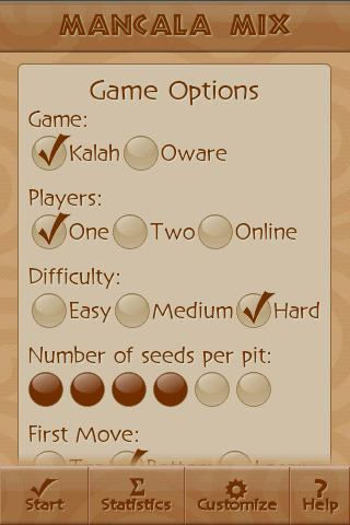 Mancala Mix (Free) - screenshot
