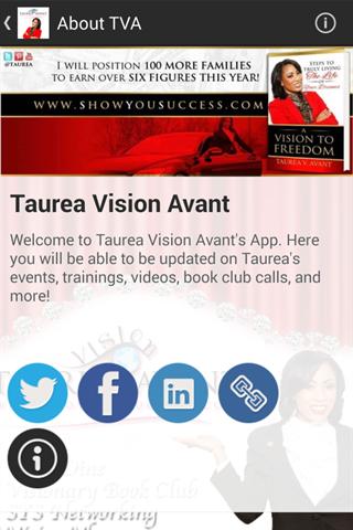 Taurea Vision Avant