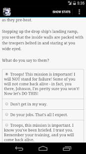Mobile Armored Marine - screenshot thumbnail
