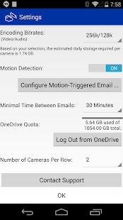 DVR.Webcam - OneDrive Edition- screenshot thumbnail