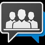 Aplicación BBM Meetings