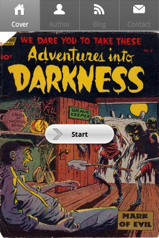 玩漫畫App|Adventures Into Darkness # 8免費|APP試玩