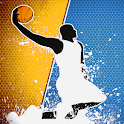 Golden State Basketball LWP icon