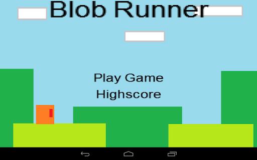 Blob Runner