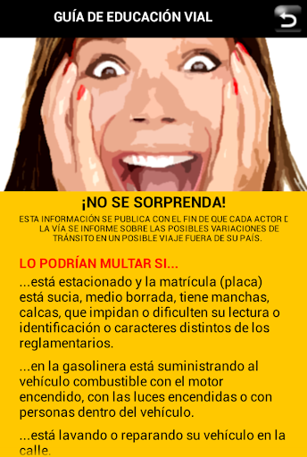 【免費教育App】Guía de Educación Vial-APP點子
