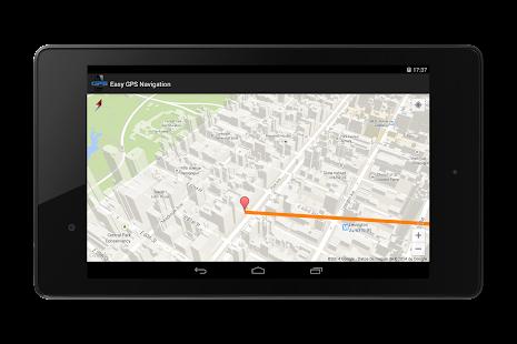Easy GPS Navigation - screenshot thumbnail