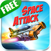 Space Attack Shooter Fighter