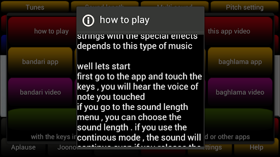 Arabic Instrument- screenshot thumbnail